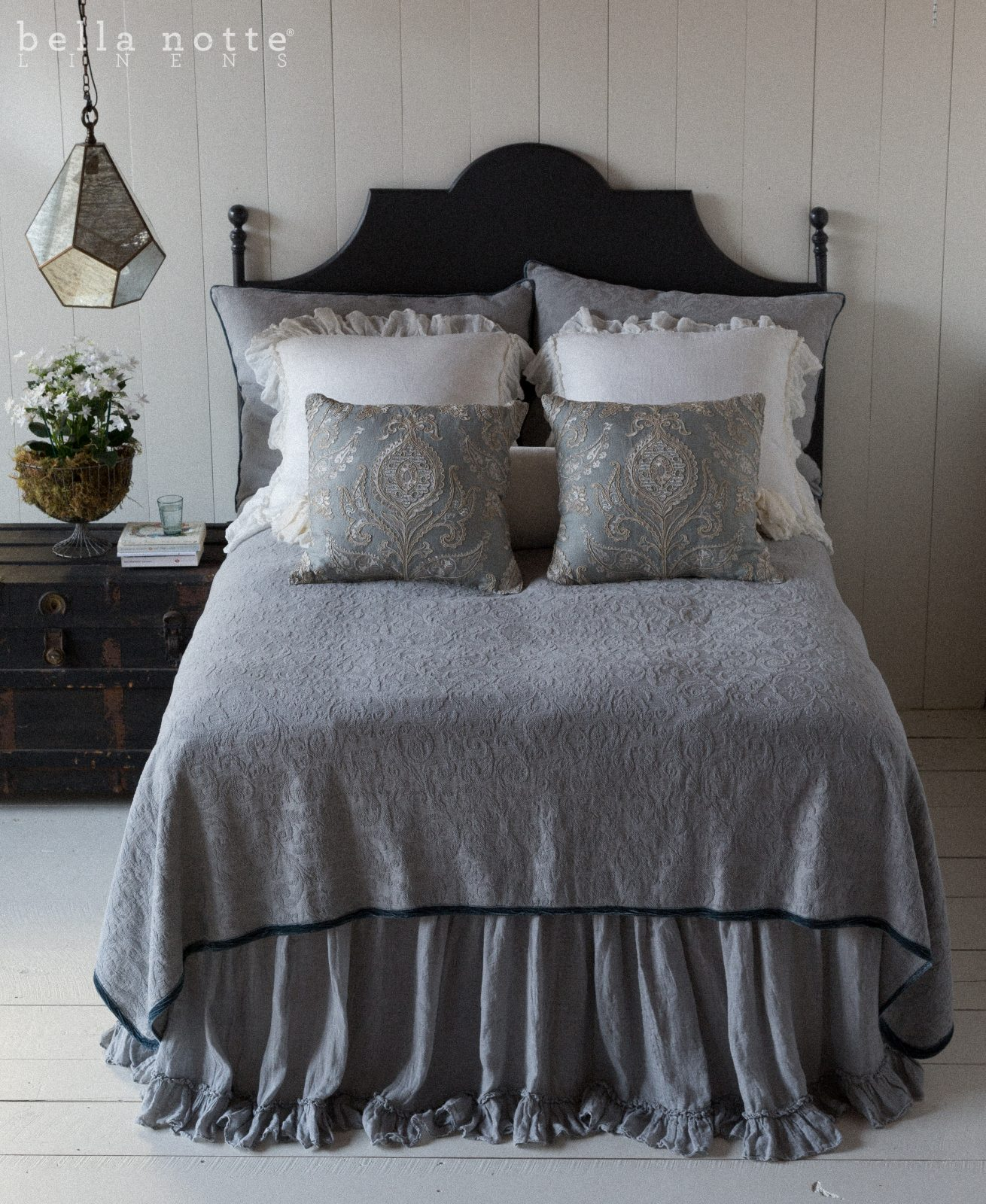 Adele Coverlet By Bella Notte