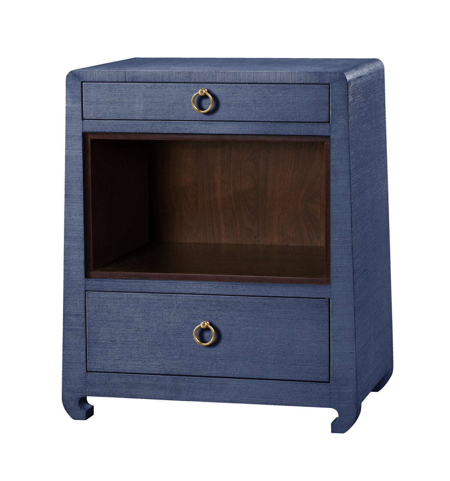 Merveilleux Ming 2 Drawer Side Table ...