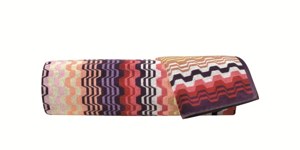 LARA Towel By Missoni Home-Red156