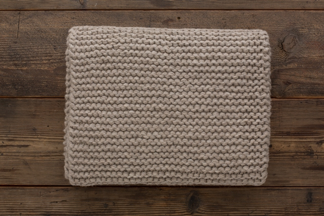 Alicia Adams Morgan Throw-Light Taupe