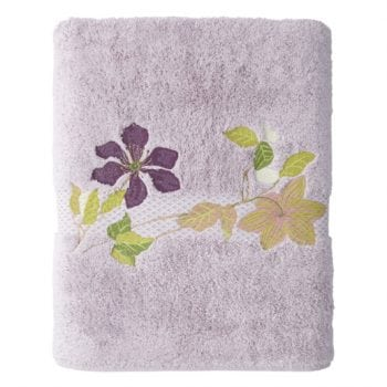 Clematis Towel By Yves Delorme