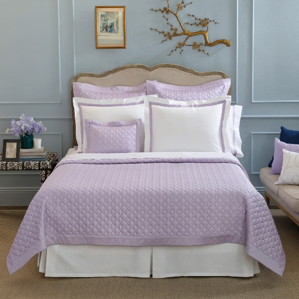 Ava Coverlet by Matouk